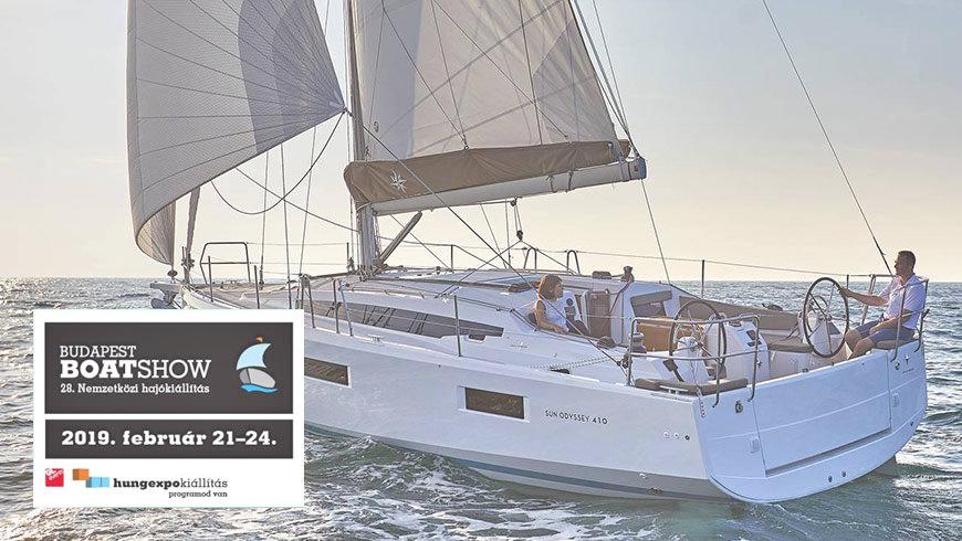 Boat Show 2019 | Füredyacht Charter és Oktatóközpont